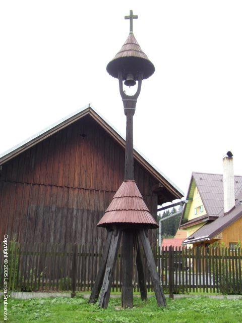 Zvonička na Samčance