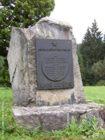 STARÉ HAMRY - Pomník obětem II. svět. války u OÚ  (klikni pro zvětšení)