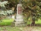 Pomník padlým  (klikni pro zvětšení)