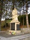 Památník obětem  obou světových válek  (klikni pro zvětšení)