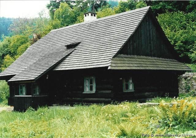 Dřevěnice z konce 18. století, Obec Řeka