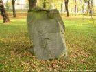 Památný kámen  (klikni pro zvětšení)