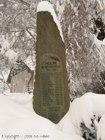 Pomník padlým v I. svět. válce u kaple  (klikni pro zvětšení)