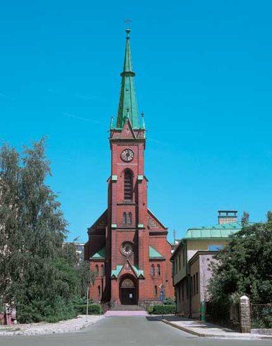 Kostel ve Frýdku