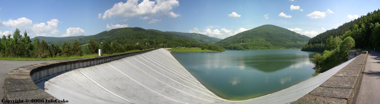 Vodní nádrž Morávka