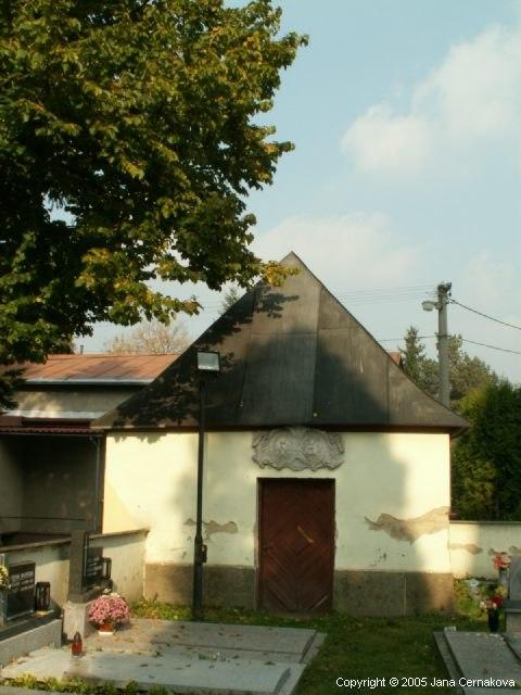 Barokní hrobka