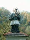 socha J. Nepomůckého  (klikni pro zvětšení)