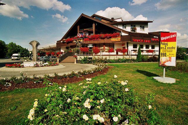 Hotel Eroplán **** Rožnov pod Radhoštěm