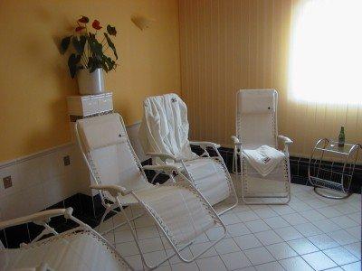 Relax centrum v hotelu Eroplán