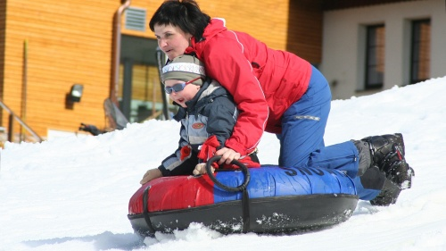 Snowtubing Horal