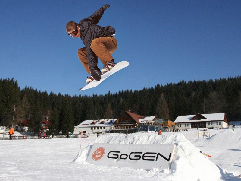 GoGEN snowpark