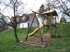 Penzion Beskýdek II - dětské hřiště  (klikni pro zvětšení)