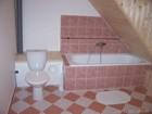 Penzion Beskýdek II - horní koupelna  (klikni pro zvětšení)