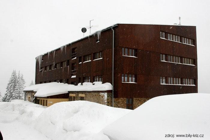 Apartmán Bílý Kříž