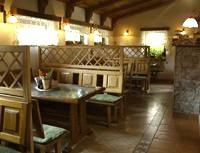 Penzion na Kamyncu - restaurace