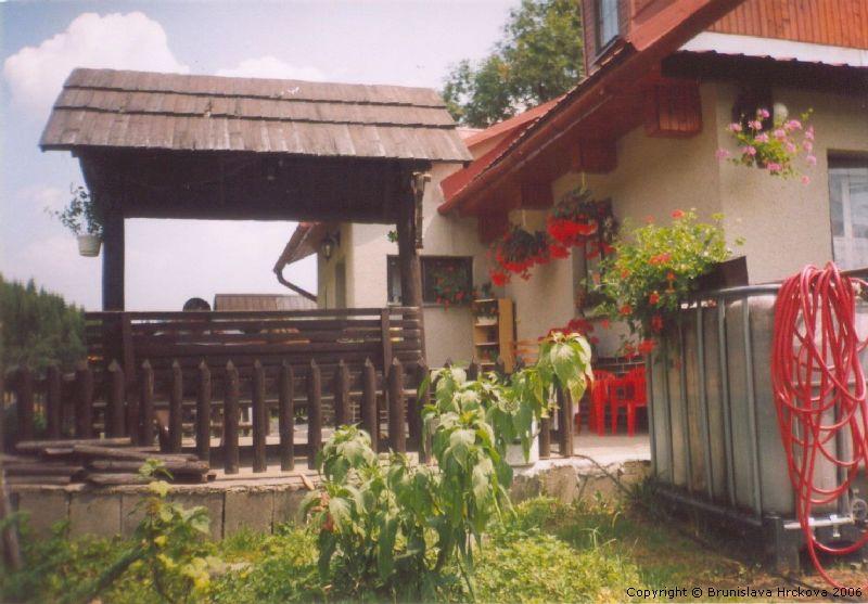 Ubytování v soukromí na Visalajích