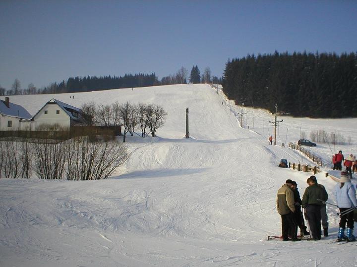 Výsledek obrázku pro skiareál jimramov