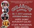 GULÁŠOVÉ SLAVNOSTI 2017