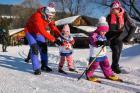 Ve Velkých Karlovicích se pojedou v rámci SkiTour pouze dětské závody