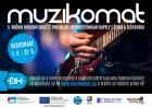 Od prvního dubna se mohou české a slovenské kapely registrovat do závěrečného ročníku hudební soutěže Muzikomat