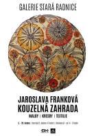 """""""Kouzelná zahrada"""" Jaroslavy Frankové"""