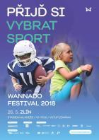 Wannado Festival 2018 Zlín