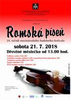 Mezinárodní festival Romská píseň