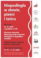 Wystawa obrazów Stowarzyszenia Artystów Plastyków w Republice Czeskiej