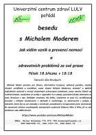 BESEDA S MICHALEM MODEREM