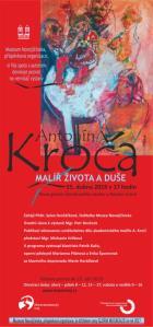 Výstava Antonína Kroči