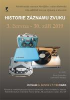 Výstava gramofonů a rádií ze sbírky Petra Janouška a Lubomíra Maliny