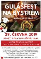 Gulášfest na Bystrém