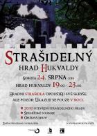 Strašidelný hrad Hukvaldy