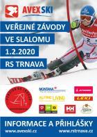 Veřejné závody ve slalomu