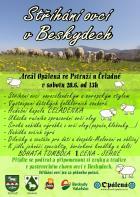 Stříhání ovcí v Beskydech - odloženo na 25.7.2020