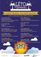 Letní kino na Střelnici