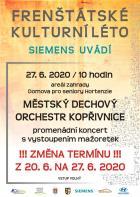 Městský dechový orchestr Kopřivnice