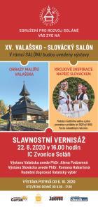 XV. Valašsko - slovácký salón