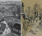 Starý Frenštát a okolí ve fotografiích a obrazech