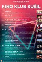Kino klub Sušil - program červen 2021