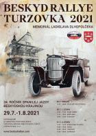 Beskyd Rallye Turzovka 2021