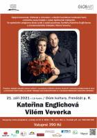 Kateřina Englichová a Vilém Veverka - abonentní koncert