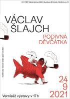 Václav Šlajch: Podivná děvčátka